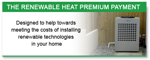 The Renewable Heat Premium Payment
